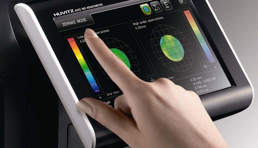 szemészeti autorefraktométer javítja a látást cseppekkel